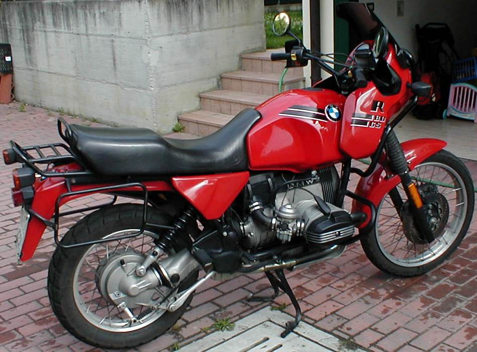 The Bmw R 80 Gs At Motorbikespecs Net The Motorcycle Specification