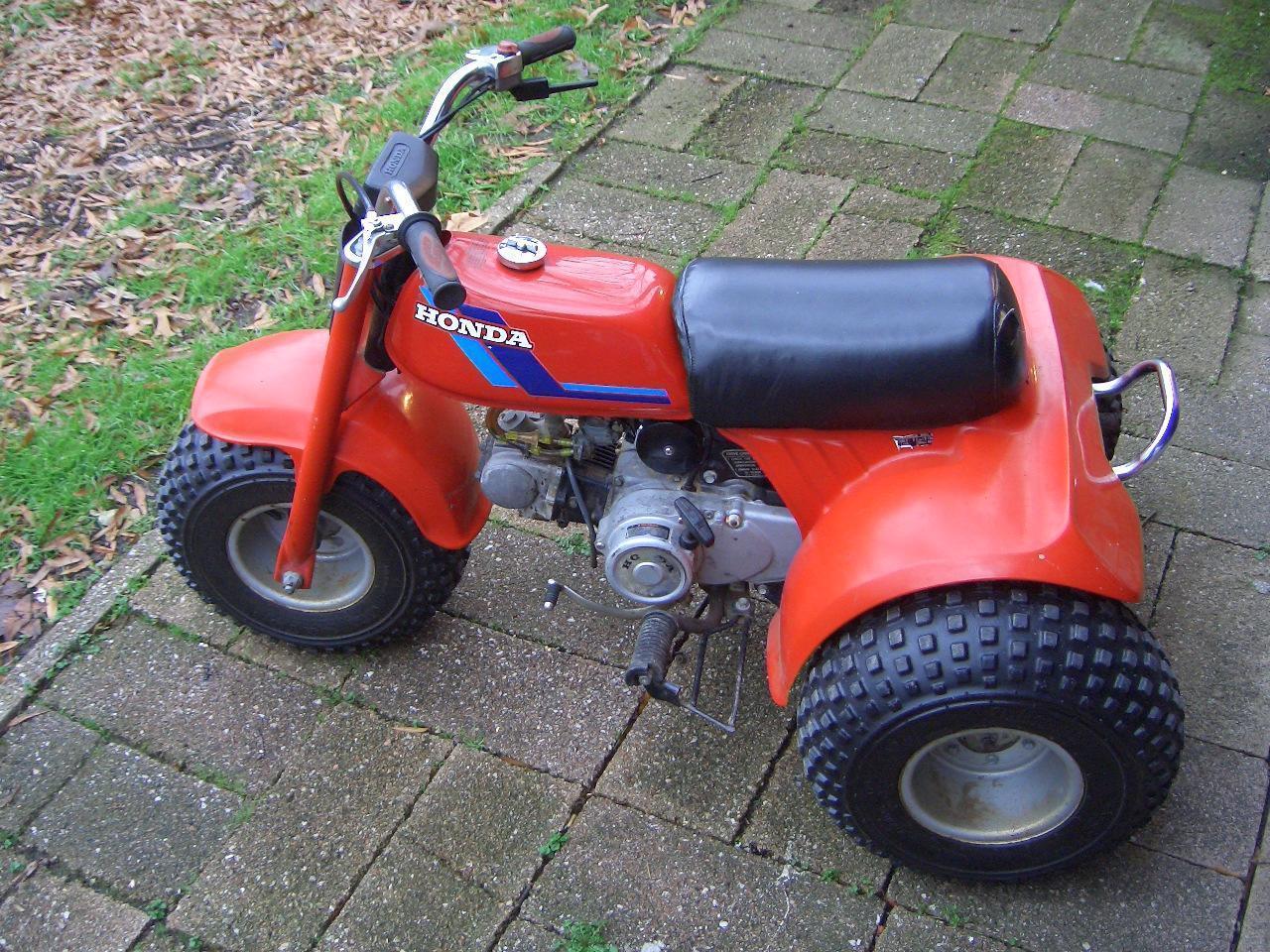 Honda Atc 70 : The honda at motorbikespecs motorcycle