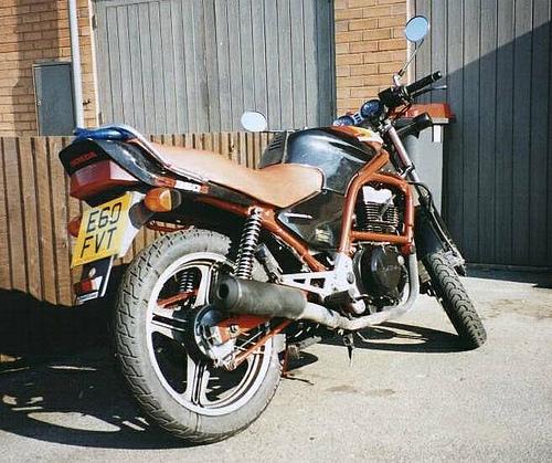 The Honda 350 At MotorBikeSpecs.net, The Motorcycle