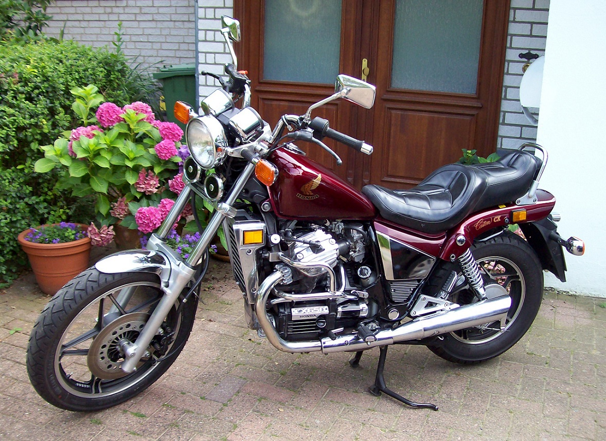The Honda 650 At Motorbikespecs Net  The Motorcycle