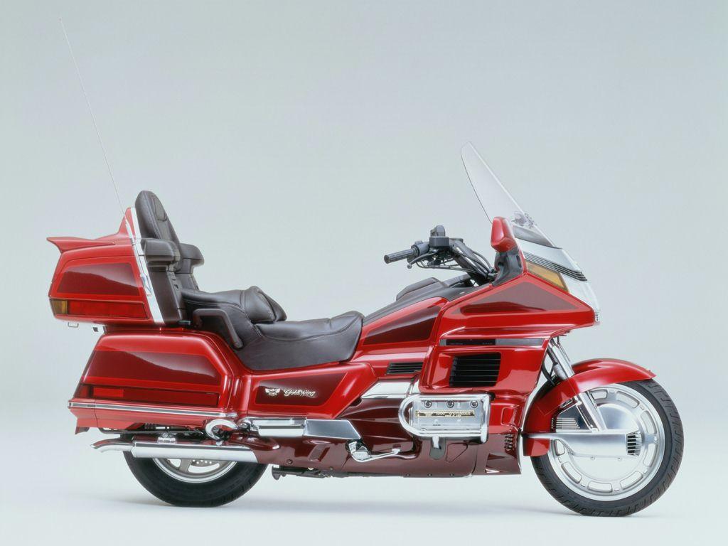 The Honda GL 1500 SEP SER SES SET Goldwing at