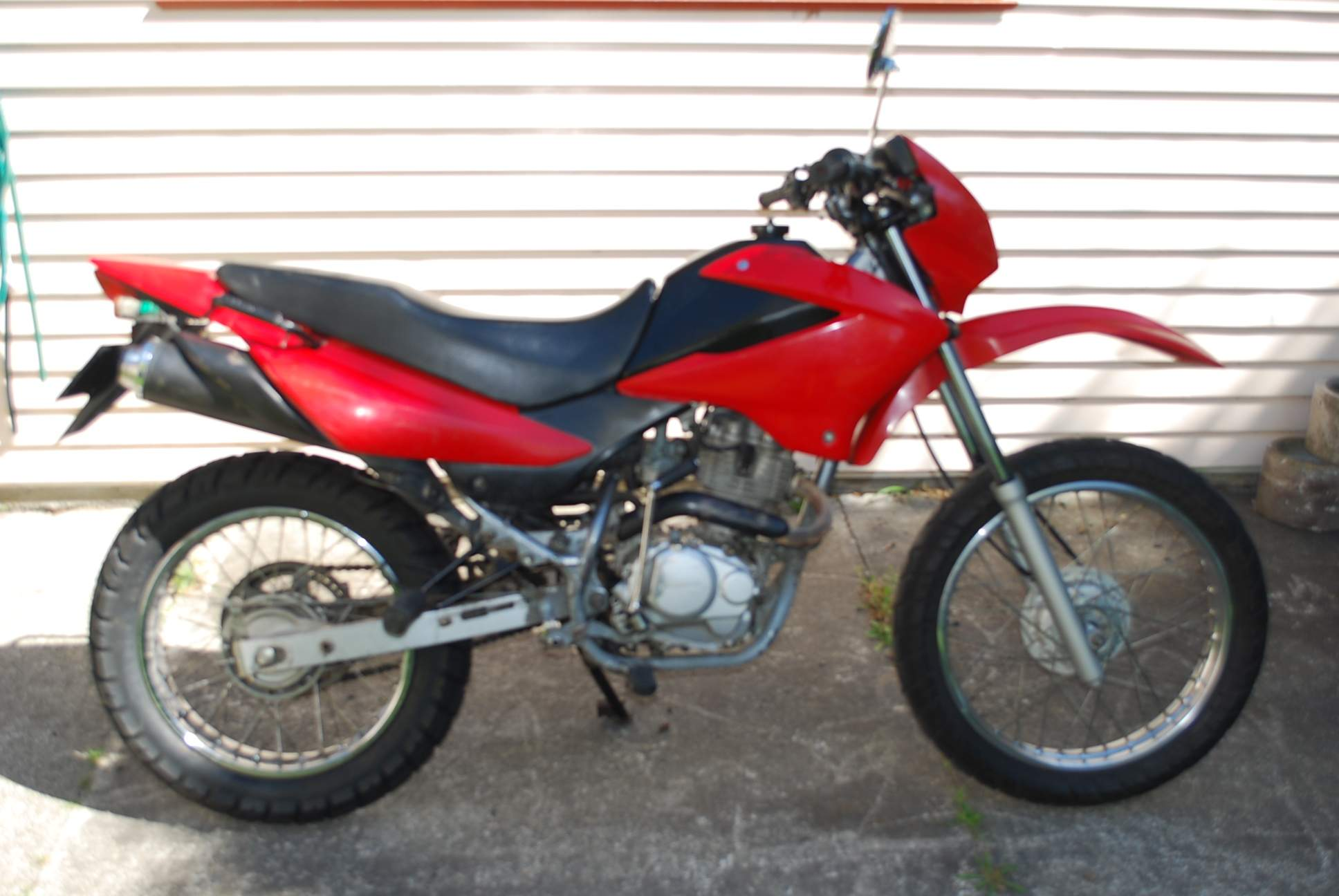 Images of Xr 125 Off Road Tyres