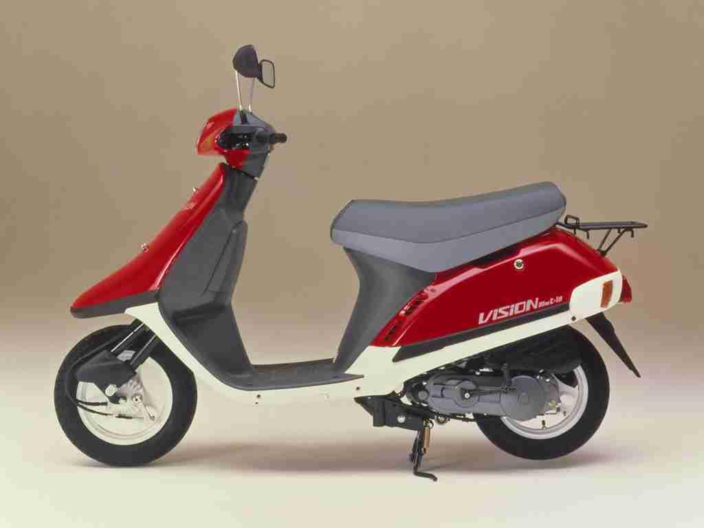 Honda Vision Sa50 Top Speed