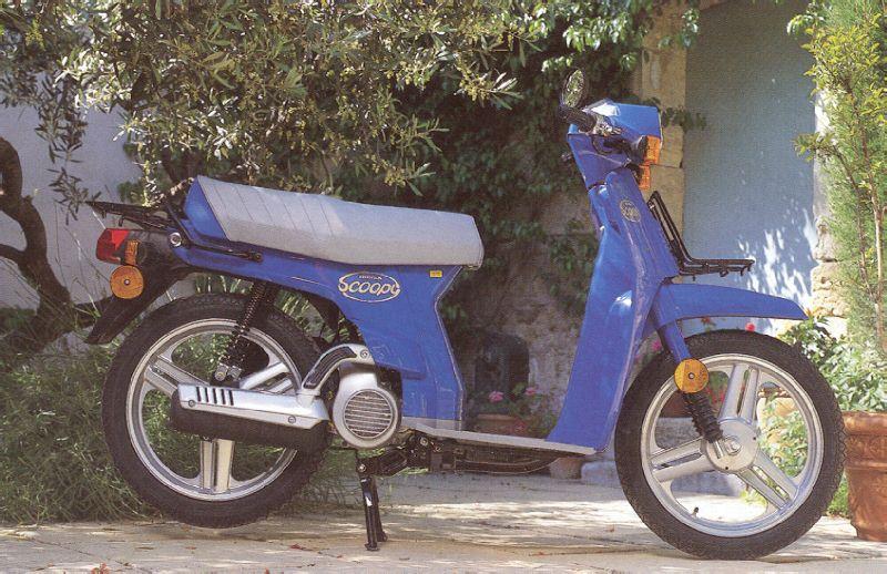 2001 Peugeot Speedfight 100 | Adventure Rider