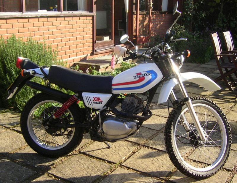 Honda motorcycle specification database for Honda jardin 78