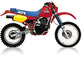 1984 XR500R