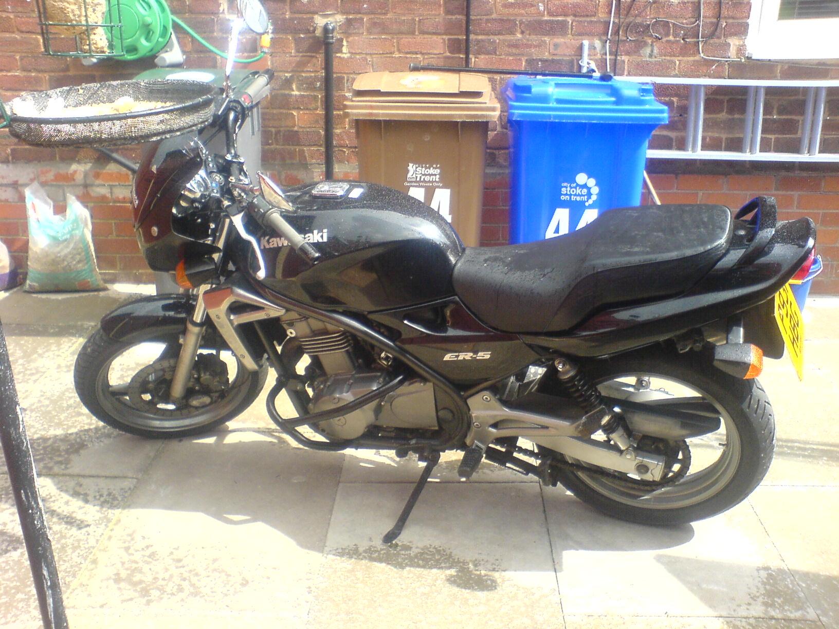 The Kawasaki 500 At Motorbikespecsnet The Motorcycle Specification