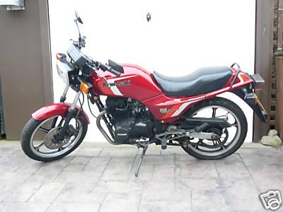 Kawasaki Z Tyre Pressure