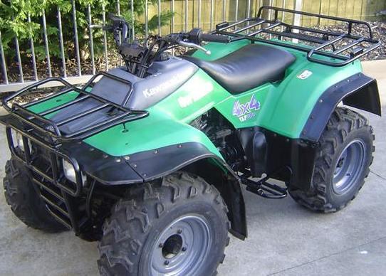 The Kawasaki 300 at MotorBikeSpecs.net, the Motorcycle Specification