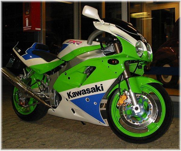 Kawasaki Zxr Fuel Tank