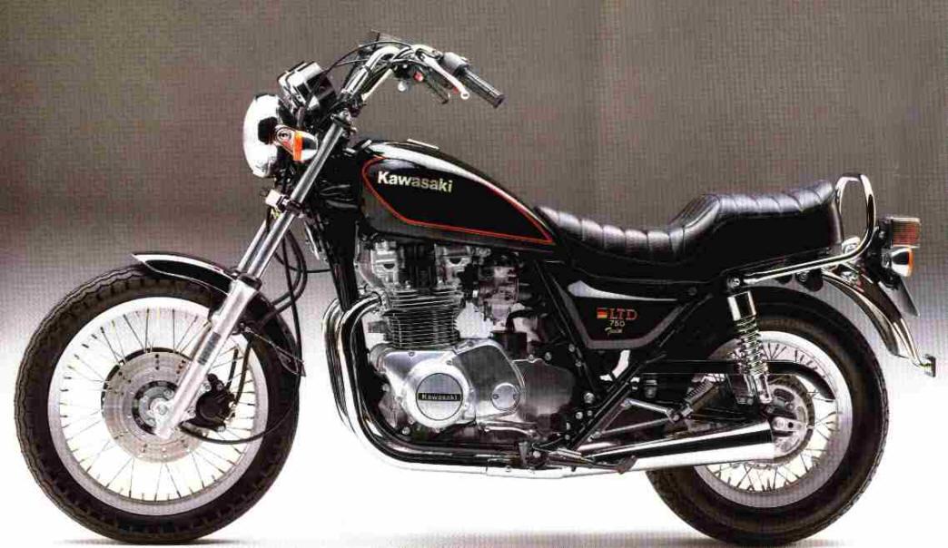 The Kawasaki 750 at MotorBikeSpecs.net, the Motorcycle Specification