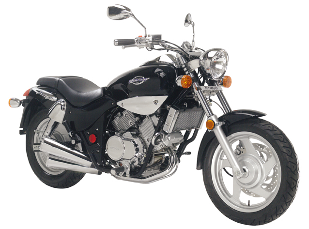 Kymco Venox 250 Custom