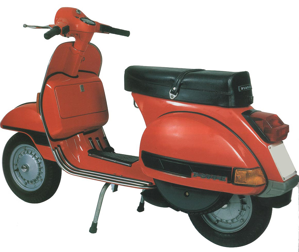 the piaggio 200 at the motorcycle specification database. Black Bedroom Furniture Sets. Home Design Ideas