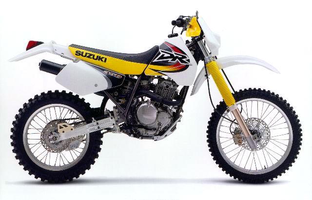 Suzuki Drs Specs