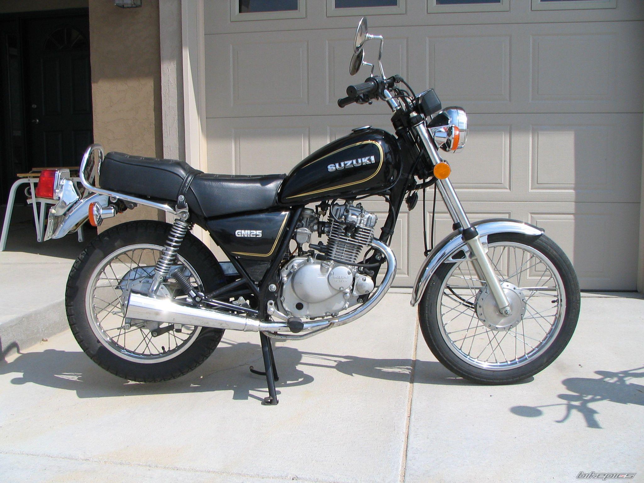 Suzuki Gn Frame