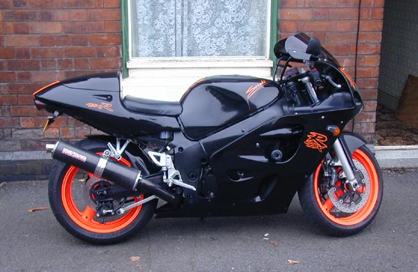The Suzuki GSXR 600 X Y At MotorBikeSpecs Motorcycle