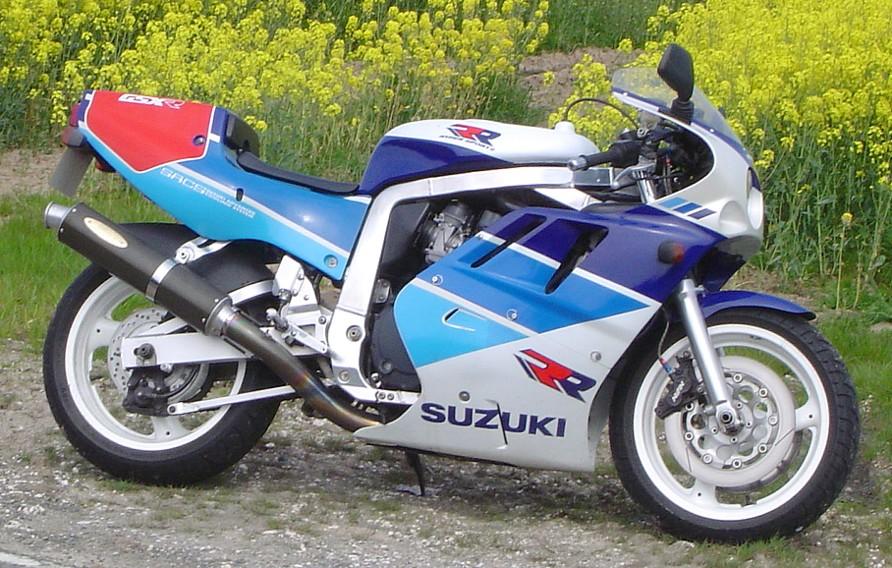 The Suzuki 750 at MotorBikeSpecs net, the Motorcycle Specification
