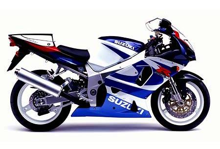 Suzuki Gsxr Colour Codes