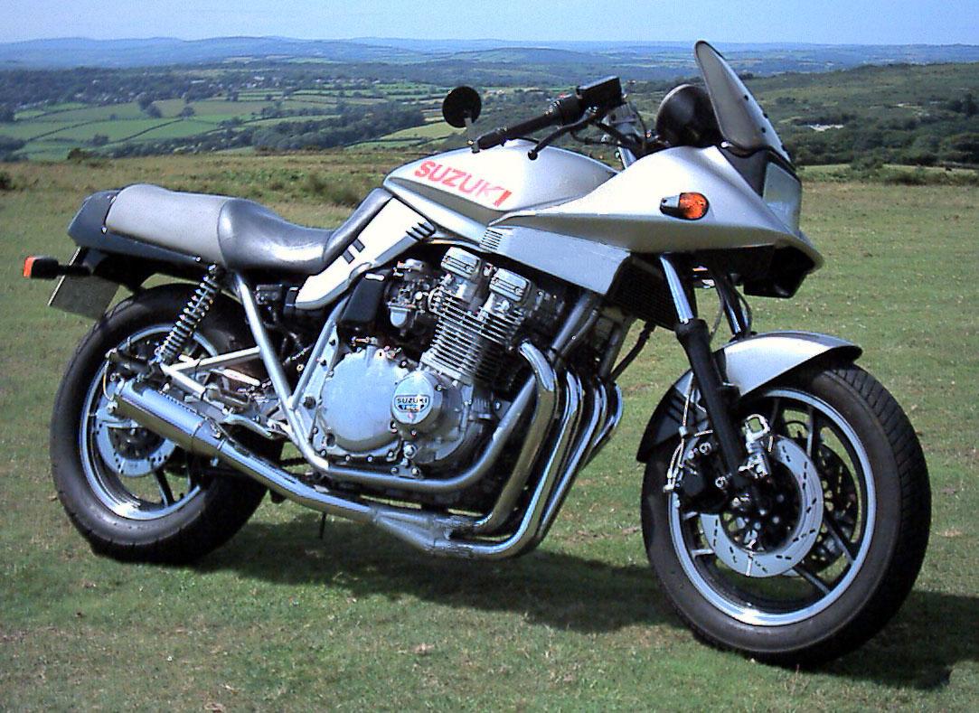 The Suzuki Gsx 750 S 2 S 2c Katana Gs75x 114747 At Motorbikespecs