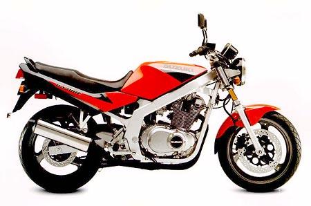 Suzuki Motorcycle Vins
