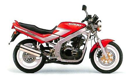 The Suzuki 500 at MotorBikeSpecs.net, the Motorcycle Specification