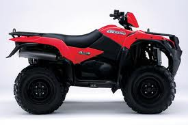 Suzuki Vinson X Oil Capacity