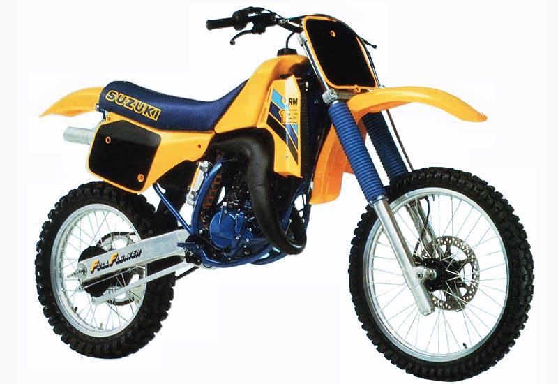 Suzuki motorbikespecs motorcycle specification database rm 125 g image fandeluxe Gallery