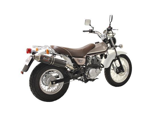 The Suzuki 125 at MotorBikeSpecs.net, the Motorcycle Specification