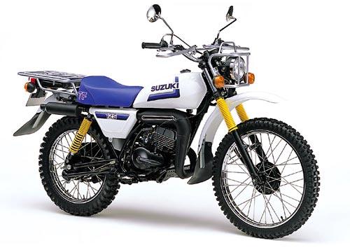 Suzuki Motorcycle Modelsparts