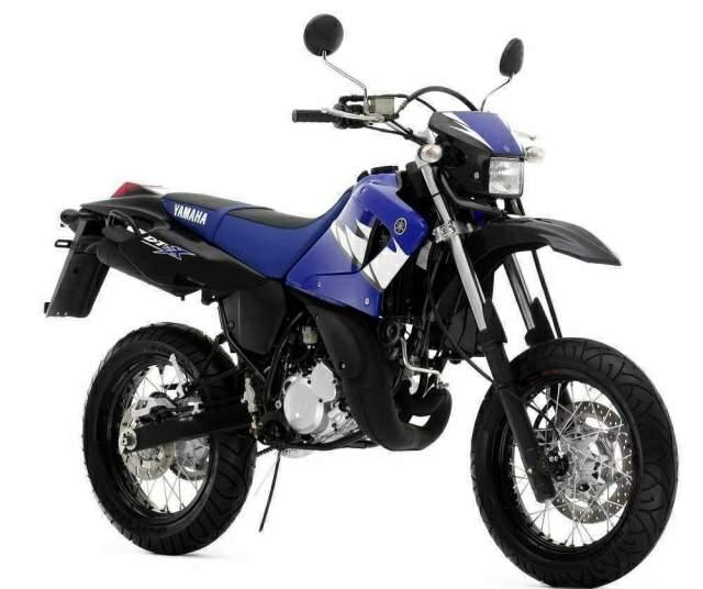 125 Yamaha Dt