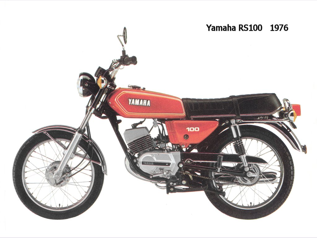 Permalink to Yamaha Sport 100 Specification