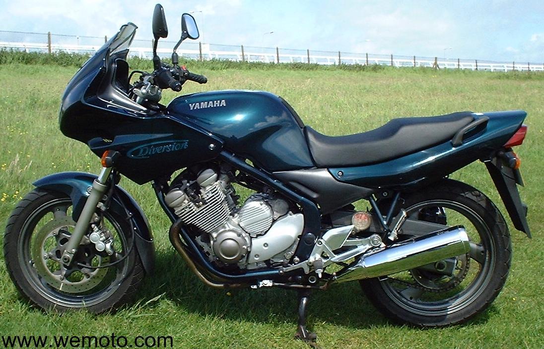 Yamaha Xj Accessories