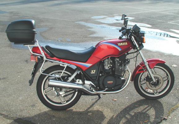 the yamaha 400 at motorbikespecs net the motorcycle specification rh motorbikespecs net